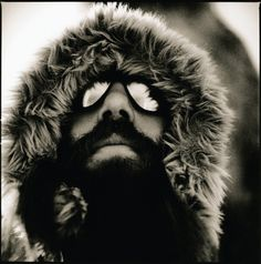 Rick Rubin by Anton Corbijn. 1990