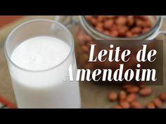 Leite de Amendoim - YouTube