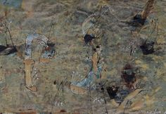 EDGELANDS - CONCRETIONS Paul Martin, Painting, Painting Art, Paintings, Painted Canvas, Drawings