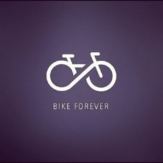 bicycles cycling bike Logo by Cycling funnies