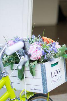 Lovely Bike x Lov Organic