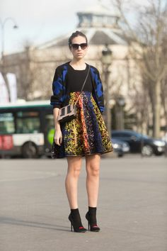 Paris Fashion Week March 14