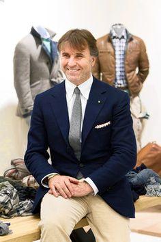 WSJ: Cashmere king Brunello Cucinelli