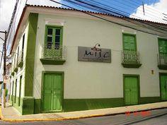 Cuiabá, Mato Grosso, Brasil - Museu da Imagem e do Som