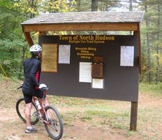 October, 2010 - My husband Kevin and I have had the North Hudson Trail System on our to-do list for a while - and even showed up at the trailhead last ...