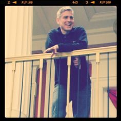 George Clooney at Miami University. Where was he when I was there?