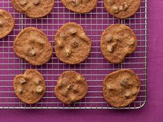 Malted Milk Chocolate Chip Cookies recipe from Ree Drummond via Food Network