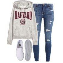 Teen Fashion Ideas For School In Winter 24