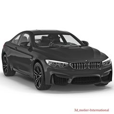 BMW M4 Coupe 2015 3d model http://www.turbosquid.com/3d-models/bmw-m4-coupe-2015-3d-max/915448?referral=3d_molier-International