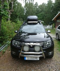 Dacia Duster 4x4 Adventure Roofbox