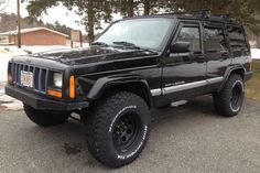 2001 Jeep Cherokee Sport.