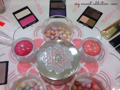 Guerlain Meteories Blossom Collection Spring Makeup Beauty Bubble Blush via @Laura Gallaway