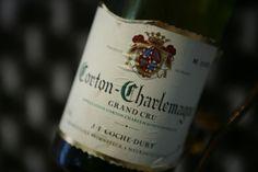 Corton-Charlemagne Grand Cru 2004. Domaine Jean-François Coche-Dury. #cochedury #wine #cortoncharlemagne #winelover #grandcru