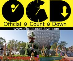 Epcot Flower & Garden Countdown 2016 How many days left until the Epcot Flower and Garden Festival? - Counting down the days to left until the annual event at Epcot with a free online Countdown Clock. WDW Epcot Twitter feed & official web count down for the big day at Walt Disney World.