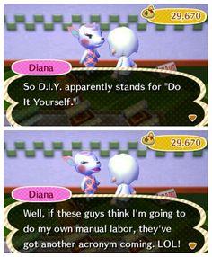 Animal Crossing: New Sass