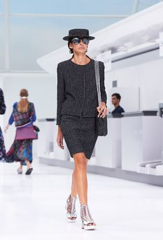 Ready-to-wear - Spring-Summer 2016 - Look 37 - CHANEL