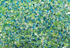 Robin's Egg Solvent Resistant Glitter Mix von YouMix auf Etsy, $2.50