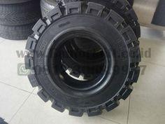 Ban Forklift Solid 6.50-10 Solideal - http://banforklift.co.id/ban-solid-6-50-10