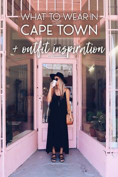 What to Wear in Cape Town
