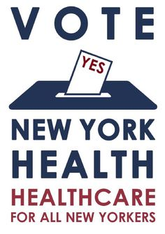 Only one more state senate cosponsor is needed to pass single-payer healthcare for NY.