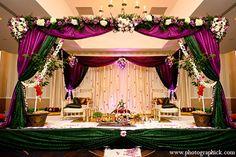 indian wedding mandap hindu ceremony http://maharaniweddings.com/gallery/photo/12728