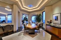 A Contemporary Executive Silicon Valley Estate