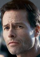 """Guy Pearce, who portrays F. Scott Fitzgerald in the movie Genius. Read """"Genius: History vs. Hollywood"""" at http://www.historyvshollywood.com/reelfaces/genius/"""