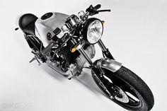 BMW K100 Custom Café Racer by Robrock | Gear X Head