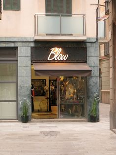 Barcelona's district El Born is the best place for individual shopping