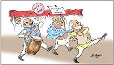 Cartoonscape, September 03, 2014 - The Hindu