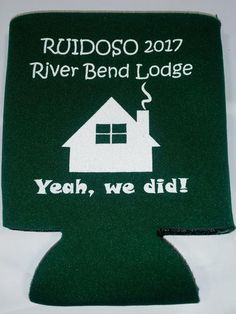 Family Cabin Koozie party personalized can coolers 7074 & Camping bachelorette Koozie pitchinu0027 tents roastinu0027 weiners ...