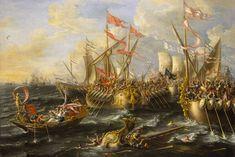 Battle Of Actium, Battle Of Marathon, Ancient Rome, Ancient Greece, Ancient History, European History, 2. September, Mark Antony, Roman Empire