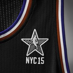 All sizes | adidas NBA All-Star 2015 West Jersey, Front Patch, Sq | Flickr - Photo Sharing!