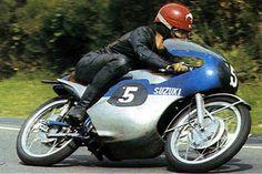 Hugh Anderson 1963 125cc World Champion