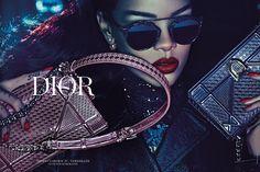Rihanna for Dior Secret Garden 2015