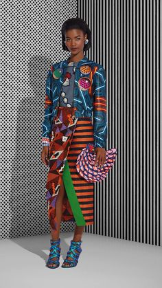 ELECTRIC DREAM - Vlisco V-InspiredVlisco V-Inspired