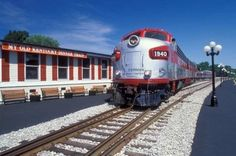 My Old Kentucky Dinner Train - Bardstown KY