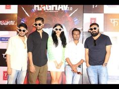 'Qatl-e-Aam' Song Launch from Anurag Kashyap's 'Raman Raghav' Movie