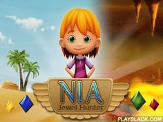 Nia: Jewel Hunter  Android Game - playslack.com , Nia: Jewel Hunter. The important character of the game, a woman Nia is an office person. When she was at activity an earthquake occurred and she got to a secret world. To transport her home you have to accumulate all the wealths of the world. You have to move about levels, ajar different parturitions and structures to get to the loved  wealths. There are also elevators with the aid of which you can move from one floor to another, but be…