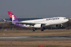 Hawaiian Airlines Airbus A330-243 cn 1295 F-WWYD // N385HA