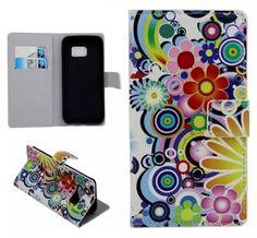 Carteira Cartão de livro impresso flip carrinho da forma encantadora Caso MH Capa para Celular | eBay