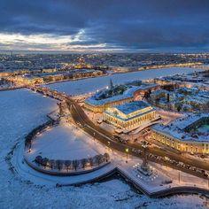 Санкт-Петербург, зима