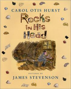 Blog with rock studies, recipes, and books - I used this for third grade rock unit and I loved it!!