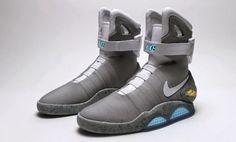 El Repertorio de Refritos: Confirmado: las zapatillas de Regreso al Futuro 2 llegan este año