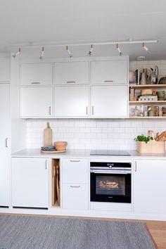 Frida Ramstedt på Trendenser och Mija Kinning samarbetar med Ballingslöv. Hitta Trendensers kök och din egen köksinspiration hos Ballingslöv!