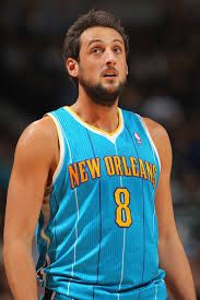 Marco Bellinelli New Orleans Hornets