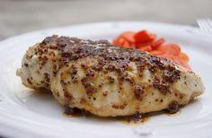 Maple-Mustard Glazed Chicken - KUZAK'S CLOSET