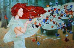Александра Недзветская(Alexandra Nedzvetskaya)... | Kai Fine Art