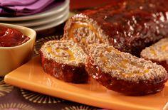 Zesty Saltine Meatloaf
