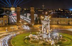 Plaça Espanya, Barcelona by Antoni Figueras / 500px